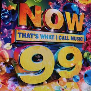 Now 99 - 2 CDs format.
