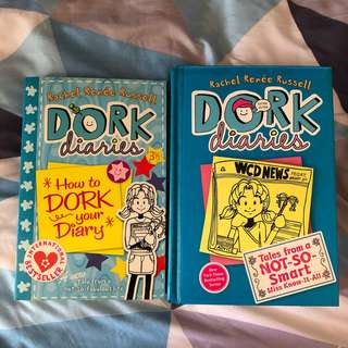 Dork Diaries Books