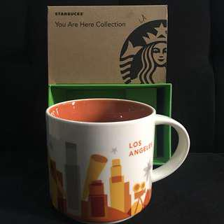 STARBUCKS LOS ANGELES you are here collection