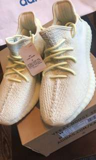 Adidas Yeezy butter UK8.5