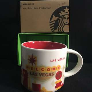 STARBUCKS LAS VEGAS you are here collection