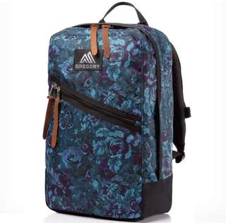[100% New] Gregory Overhead Day Backpack (Blue Tapestry)
