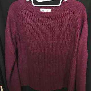 New look knitted sweater