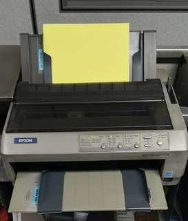 Reduced price - EPSON LQ-590 Dot Matrix Printer