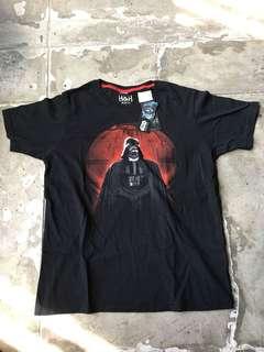 H&R Darth Vader tee