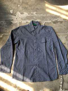 RainDrop Checkered Shirts