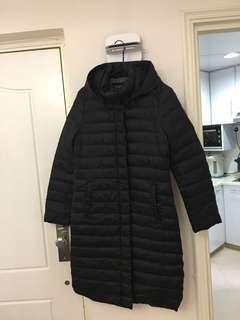 G2000 woman 女裝長身羽絨外套(95%新)Size 36