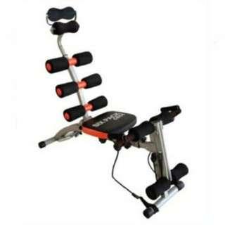 J Toner SixPack care 10 dalam 1 Alat Olahraga Bisa Fitnes Gym Dirumah Sixpack Care