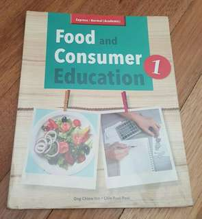 Food And Consumer Education (FCE) text