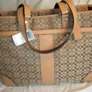 🚚 coach diaper bag