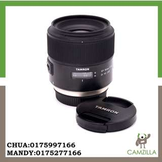 USED TAMRON LENS SP 35mm F 1.8 DI VC JSD