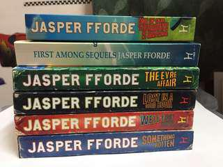 Jasper Fforde - The Eyre Affair Book 1 - 6