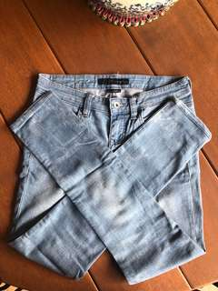 Calvin Klein Skinny Jeans (Authentic, size 25)