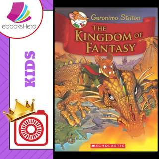 Kingdom of Fantasy by Geronimo Stilton