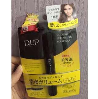 D.UP volume mascara 豐盈睫毛液