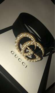Authentic brand new Women's Gucci belt size 85