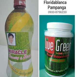 Authorized Distributor of Dr. Tam's Miracle and Live Green