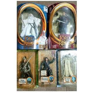 Lord of the Rings Set Sale
