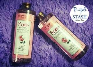 Porscee Rose Extract Toner