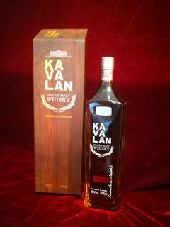 1000ml kavalan single malt whisky