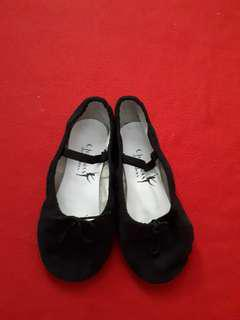 Chandra's ballet shoes
