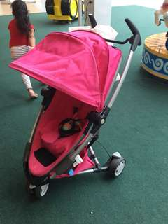 Quinny zapp extra 2.0 Pink Passion