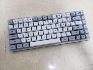 XD84 Custom Mechanical Keyboard