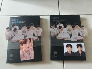 [WTS] BTS LOVE YOURSELF - TEAR