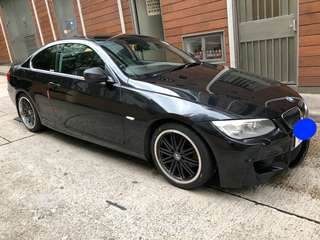 BMW 323Coupe - M3 Style Supercar Exhaust