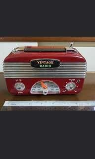 Retro Radio - new !!