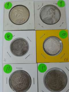 China Tibet Silver Tangka
