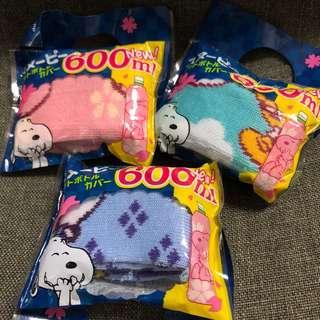 日本限定 Snoopy系列 樽裝飲品套
