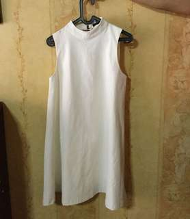 WHITE DRESS SUPER RECOMMEND