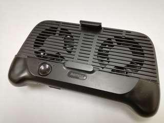 Remax powerbank/fan/holder for pubg