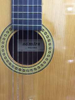 Classical Guitar Hand Crafted