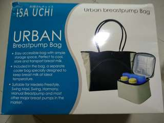 Isa Uchi Urban Breastpump Bag