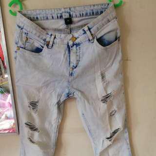 Boyfriend Jeans Size 30