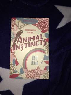 Rp$11-Animal Instincts Book by Nell Dixon #idotrades