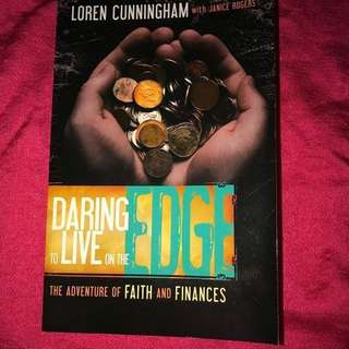 💴Daring To Live On The Edge Book