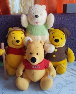 Pooh collection 🐻