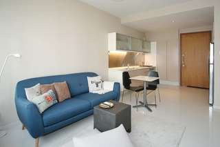 Seaview - 1 Bedroom Condo, Fully Furnished, Exciting Poolview