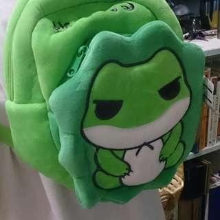 🚚 旅蛙兒童背包(全新)