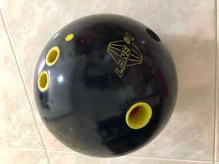 Bowling Ball-Lane 1, 14Ibs very Good condition