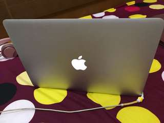 Macbook Air 13 inci, Mid 2011, RAM 4 GB/SSD 128 GB