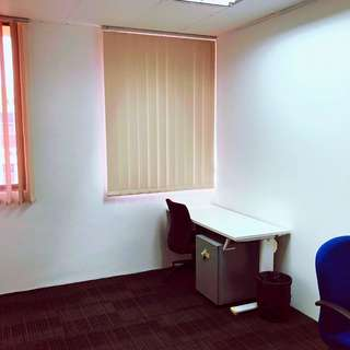 Fully Furnished Service Office
