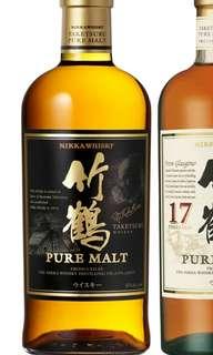 日本威士忌 竹鶴 無年份