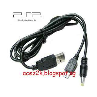 [BN] PSP 2-In-1 USB Charging & Data Transfer Cable (Brand New)