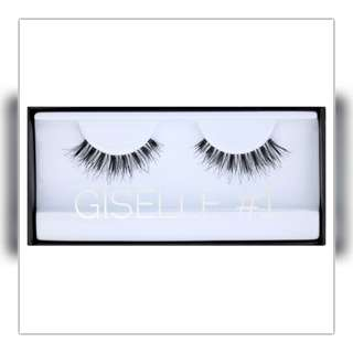 💌 FREE Normal Mail 【INSTOCK】 HUDA BEAUTY 3D Mink False Eyelashes ♥ Classic Lash Collection – Giselle #1