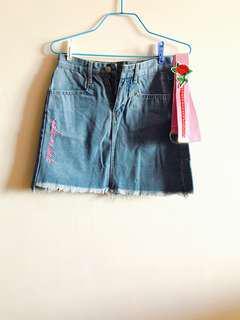 🚚 Cute Denim Skirt