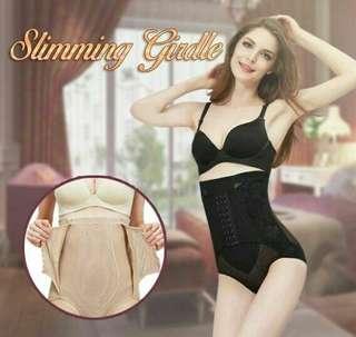 Girdle corset